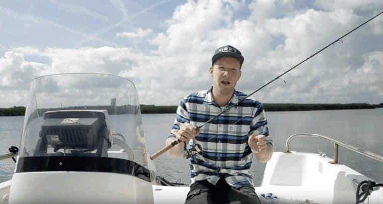 Aborrefiskeri