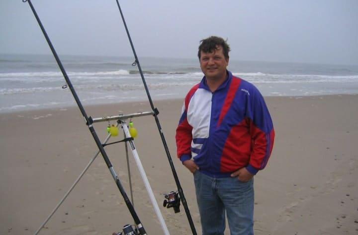 Strand fiskeri