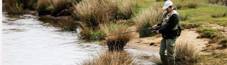 lakse fiskeri