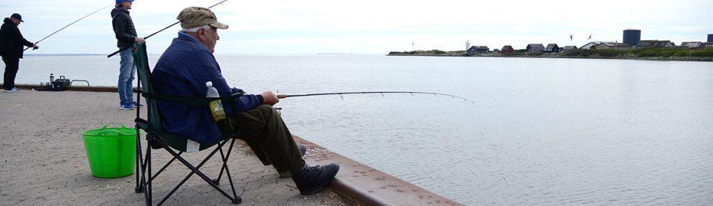 Venter på Fiskene
