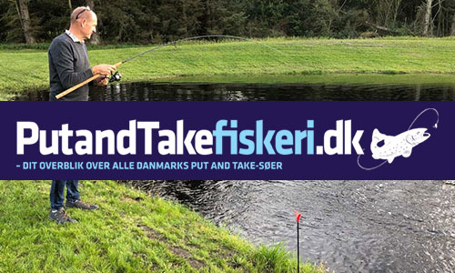 Put & Take Fiskesøer