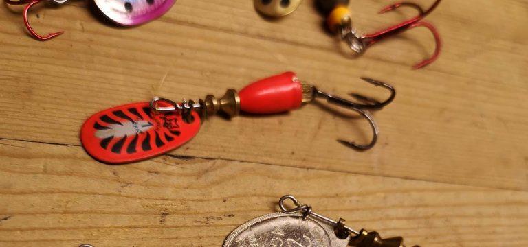 fiskeri med spinner