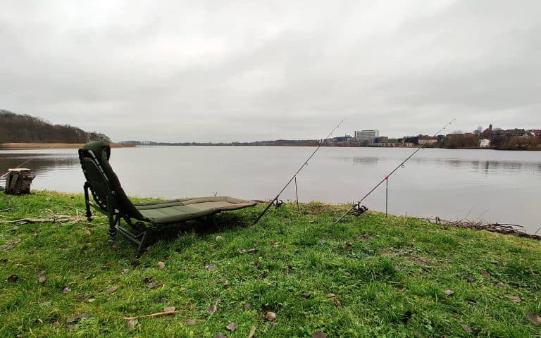 Setup geddefiskeri