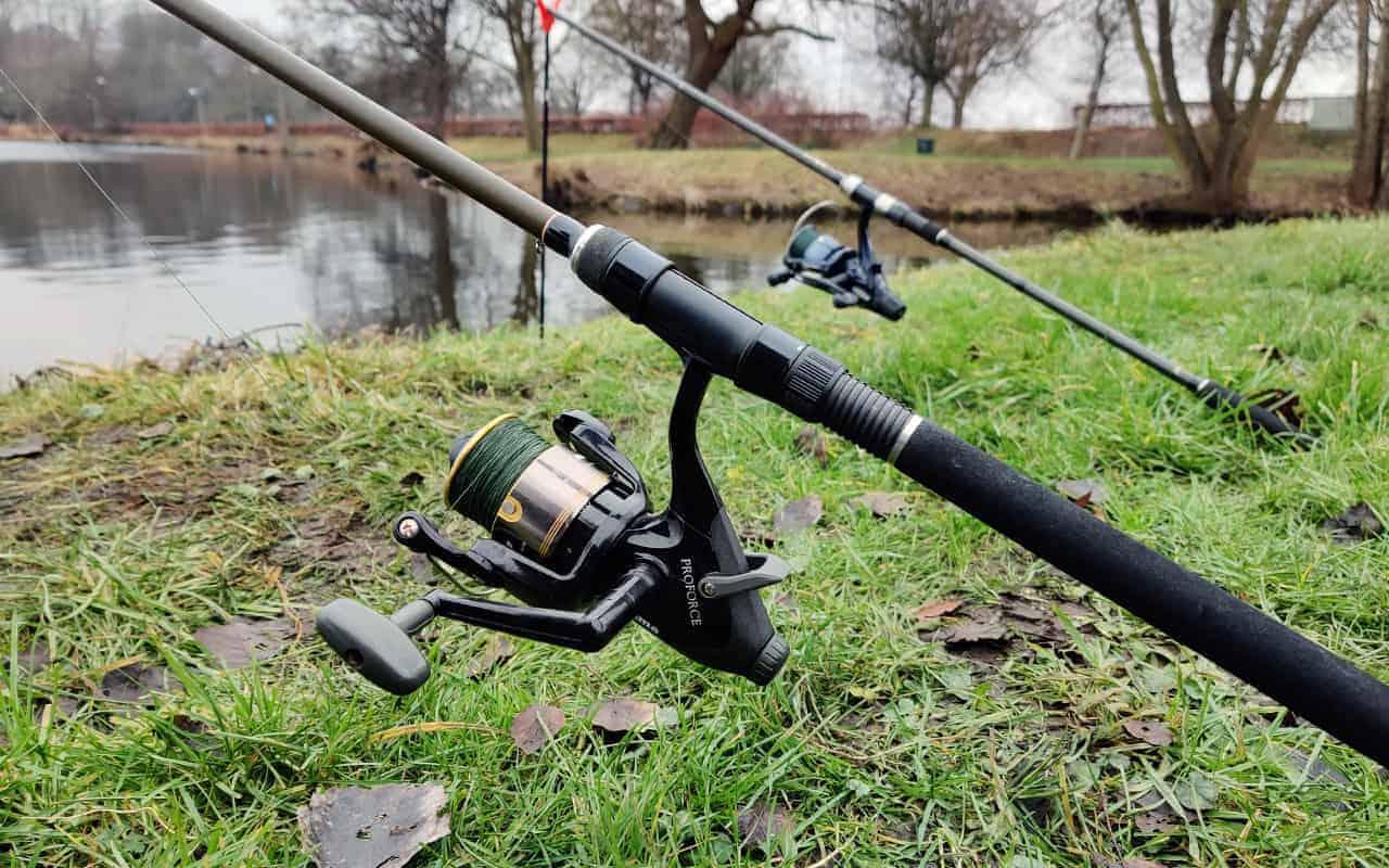 fiskestænger geddefiskeri