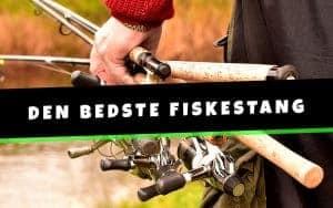 Bedste fiskestang