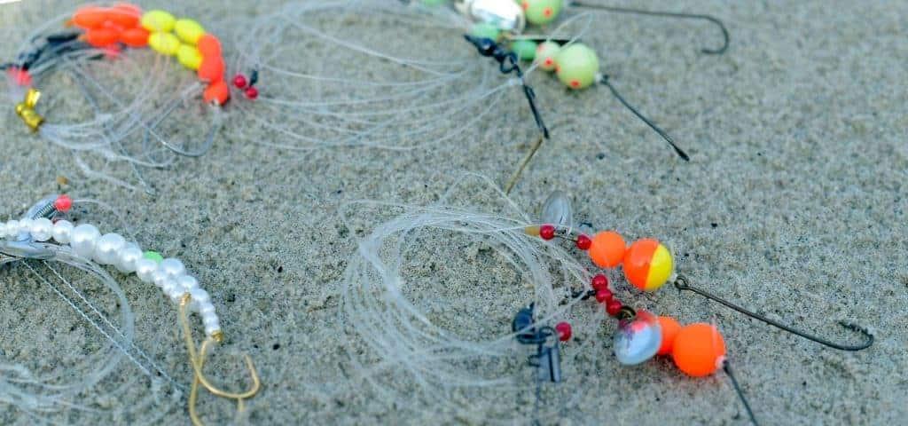forfang til fladfiskeri