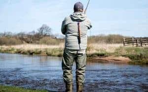 Skjern Å Havørred fiskeri