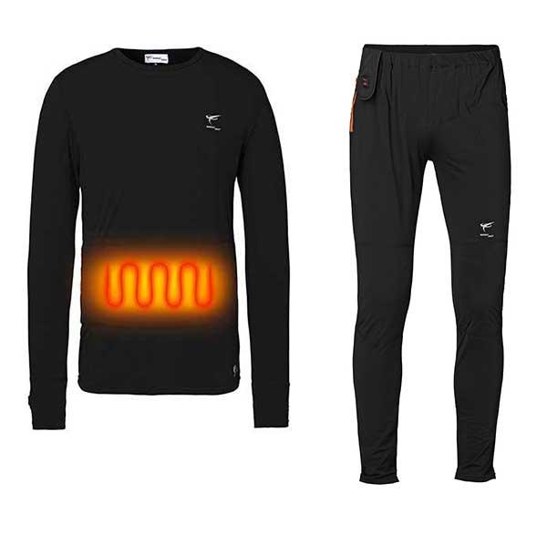 Heatbase trøje og bukser
