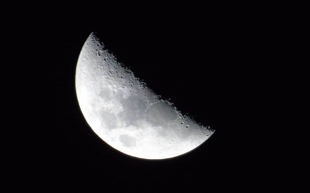 Månefaser 2020