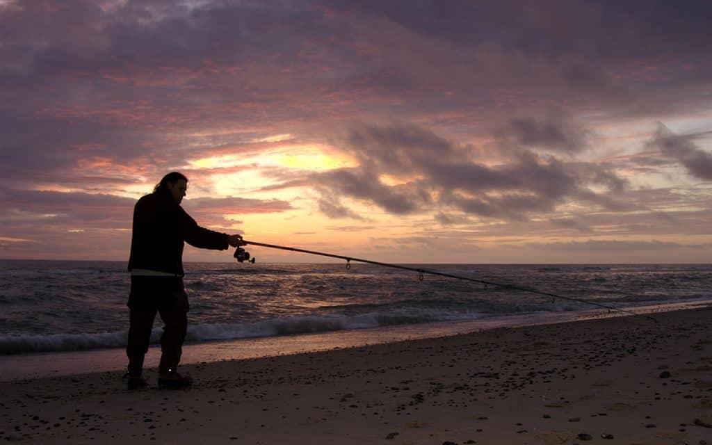 Fladfiskeri aften