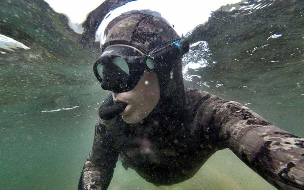 Undervands Jæger