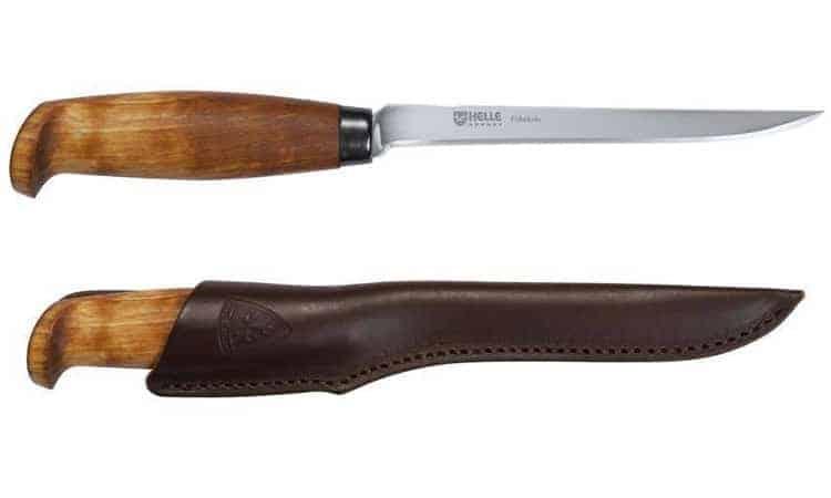 Helle fiskekniv No. 62