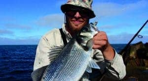 havbars fiskeri