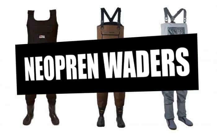 neopren waders